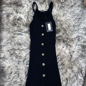 Pretty Little Thing, tank top sweater dress. Small
